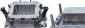 供应加工定制大、中、小型周转箱塑料模具、啤酒箱模具等等